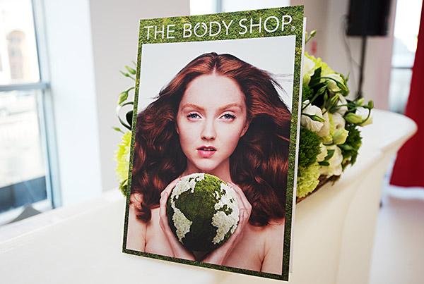 Репортаж The Body Shop®