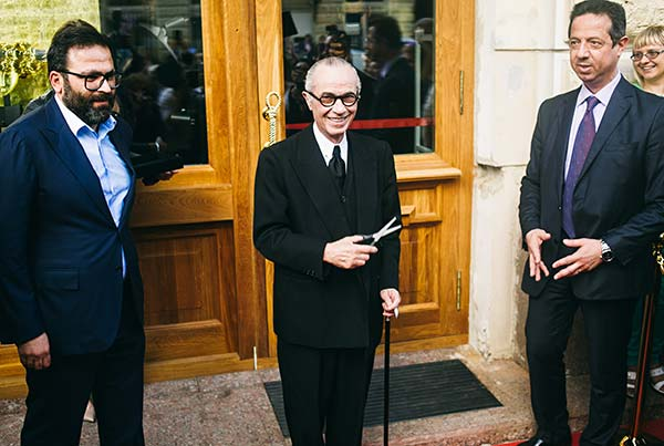 Открытие бутика Serge Lutens
