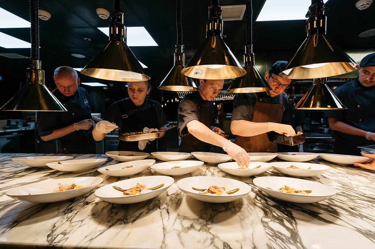 SPOON Restaurant Guide 2018